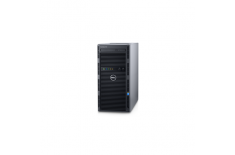 Dell PowerEdge T130 Tower, Intel Xeon, E3-1220 v6, 3.0 GHz, 8 MB, 4T, 4C, UDIMM DDR4, 2400 MHz, No RAM,No HDD, Up to 4 x 3.5