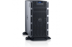 Dell PowerEdge T330 Tower, Intel Xeon, E3-1220 v6, 3.0 GHz, 8 MB, 4T, 4C, UDIMM DDR4, 2133 MHz, No RAM, No HDD, Up to 8 x 3.5