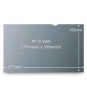 3M PF125W9B Privacy Filter for Widescreen Laptop 12.5