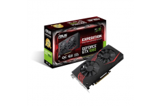 Asus Expedition NVIDIA, 6 GB, GeForce GTX 1060, GDDR5, PCI Express 3.0, Processor frequency 1506 MHz, DVI-D ports quantity 1, HD