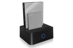 ICY BOX IB-123CL-U3 Dockingstation for 2.5