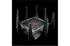 Asus Router ROG Rapture GT-AC5300 10/100/1000 Mbit/s, Ethernet LAN (RJ-45) ports 8, 2.4GHz/5GHz/5GHz, Wi-Fi standards 802.11a/b/