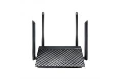 Asus Router RT-AC1200 10/100 Mbit/s, Ethernet LAN (RJ-45) ports 4, 2.4GHz/5GHz, Wi-Fi standards 802.11ac, 300+867 Mbit/s, Antenn