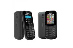 Nokia 130 (2017) Black, 1.8