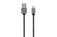 Acme CB2031G Lightning, USB A, 1 m, Grey