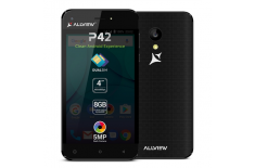 Allview P42 Black, 4.0