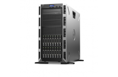 Dell PowerEdge T430 Tower, Intel Xeon, E5-2630 v4, 2.2 GHz, 25 MB, 20T, 10C, RDIMM DDR4, 2400 MHz, No RAM,No HDD, Up to 8 x 3.5