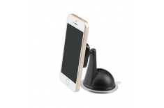 Acme PM1202 94 g, Black, Adjustable, 360 , Magnetic dash smartphone car mount