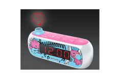 Muse M-167KDG Image, Alarm function, AUX in, Projection Clock Radio PLL