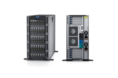 Dell PowerEdge T630 Tower, Intel Xeon, E5-2609 v4, 1.7 GHz, 20 MB, 8T, 8C, DDR4 RDIMM, No RAM,No HDD, Up to 8 x 3.5