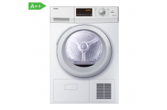 Haier Dryer machine HD90-A636-E Condensed, 9 kg, Energy efficiency class A++, Number of programs 12, White, Depth 65 cm, LED, Di