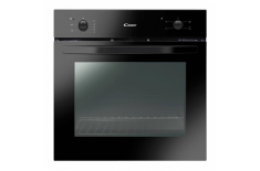 Candy Oven FCS100N Multifunction, 71 L, Black, Manual, A, Rotary knobs, Height 60 cm, Width 60 cm, Conventional