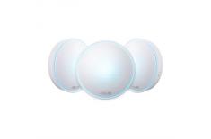 Asus Lyra Home WiFi System MAP-AC2200 3-PK 10/100/1000 Mbit/s, Ethernet LAN (RJ-45) ports 1, 2.4GHz/5GHz/5GHz, Wi-Fi standards 8