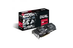 Asus AMD, 8 GB, Radeon RX 580, GDDR5, PCI Express 3.0, Processor frequency 1360 MHz, DVI-D ports quantity 1, HDMI ports quantity