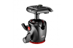 Manfrotto XPRO Ball Head in magnesium with 200PL plate 10 kg