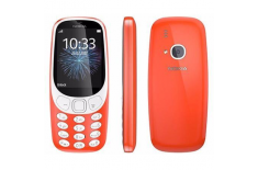 Nokia 3310 (2017) Red, 2.4