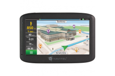 Navitel Personal Navigation Device E100 Maps included, GPS (satellite), 5