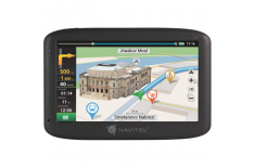 Navitel Personal Navigation Device E500 Maps included, GPS (satellite), 5