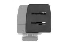 Navitel Sliding plate fixing the handle with 3M tape, for Navitel R600/MSR700