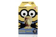 Fujifilm Instax Mini Minion Instant Film (Standart version) Quantity 10