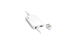 PORT CONNECT MagSafe Power adapter for Apple Macbook* and Macbook Pro* 11/12/13