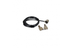 PORT CONNECT Keyed Security Cable Lock - Master Key 136 g, 1.8 m