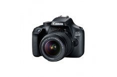 Canon EOS 4000D 18-55 III EU26 SLR Camera Kit, Megapixel 18 MP, Image stabilizer, ISO 12800, Display diagonal 2.7