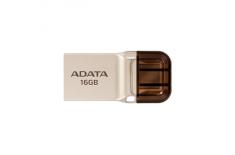 ADATA UC360 16 GB, USB 3.1/Micro-USB, Gold