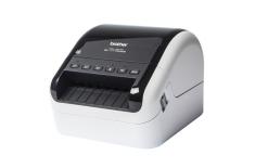 Brother QL-1110NWB Mono, Direct Thermal, Label Printer, Wi-Fi, White/ Black