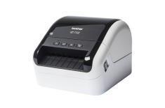 Brother QL1100 Mono, Direct Thermal, Label Printer, Grey/ Black