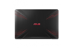 Asus FX Series (Gaming) FX504GD Black/red, 15.6