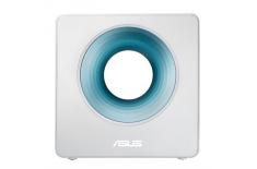 Asus Router Blue Cave 10/100/1000 Mbit/s, Ethernet LAN (RJ-45) ports 4, 2.4GHz/5GHz, Wi-Fi standards 802.11ac, 800+1734 Mbit/s,