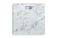 ADE Bathroom Scale BE 1711 AURORA Maximum weight (capacity) 180 kg, Accuracy 100 g, Multiple user(s), White