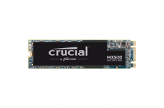 Crucial MX500 500 GB, SSD interface M.2, Write speed 510 MB/s, Read speed 560 MB/s