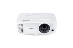 Acer Value Series P1350W WXGA (1280x800), 3700 ANSI lumens, 20000:1, White
