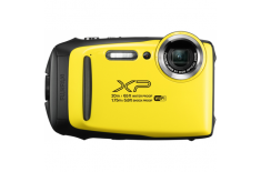 Fujifilm FinePix XP130 Compact camera, 16.4 MP, Optical zoom 5 x, Digital zoom 10 x, Image stabilizer, ISO 6400, Display diagona