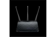 Asus DSL-AC51 Ethernet LAN (RJ-45) ports 2, 2.4GHz/5GHz, Antenna type External, Antennas quantity 3