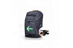 PORT DESIGNS GO LED Backpack with integrated LED indicator system Fits up to size 15.6