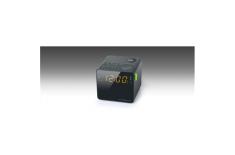 Muse M-187CR Dual Alarm Clock Radio